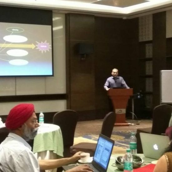 Day 2, LAI Lipidology Course at New Delhi, India